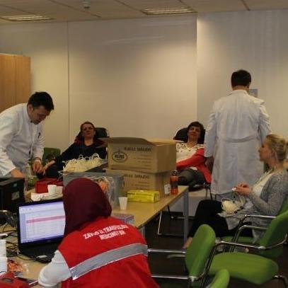 Zaposlenici Sberbank BH darivali krv