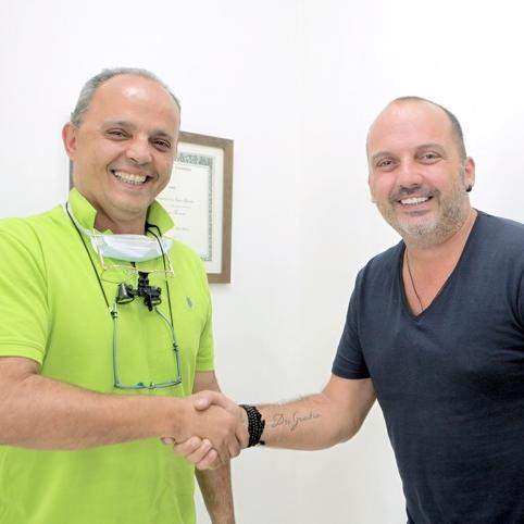 Tony ponovo u Sarajevo po holivudski osmijeh