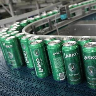 Uzlet dionica Pivovarne Laško nakon prodaje Mercatora