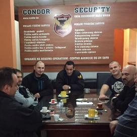 Condor security je certificirana agencija za zaštitu ljudi i imovine