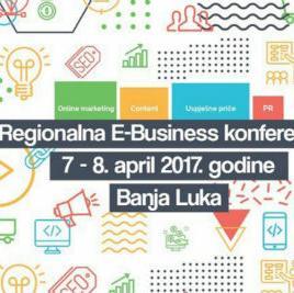 """Najveći regionalni stručnjaci na e-Business konferenciji """"Konverzija"""""""