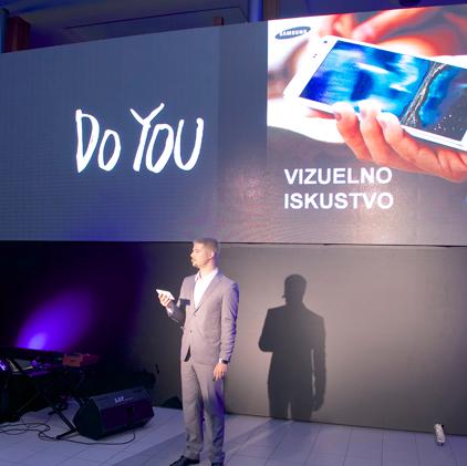 m:tel prvi u BiH predstavio Samsung Galaxy Note 4