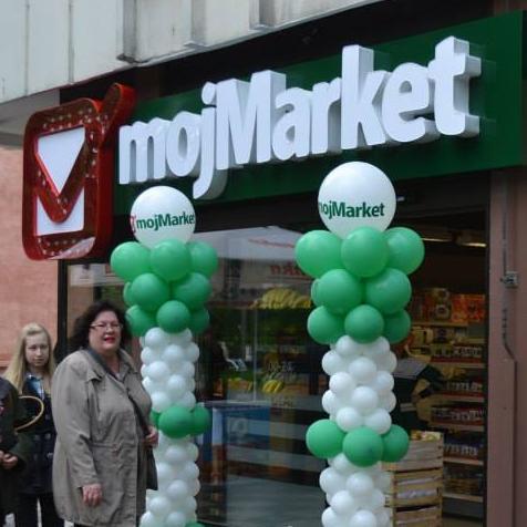 Otvoren mojMarket u Banjaluci