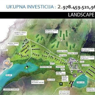Izgradnja Eco zone Korićani-Vlašić trebala bi početi u ovoj godini
