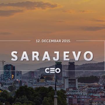 Mladi s nestrpljenjem iščekuju CEO konferenciju u Sarajevu