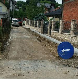 Balegem vrši asfaltiranje lokalnih puteva u Modriči