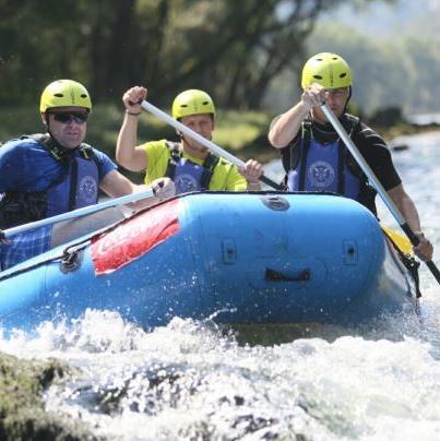 """Održana rafting regata i konferencija Inicijative """"Čist Vrbas"""""""