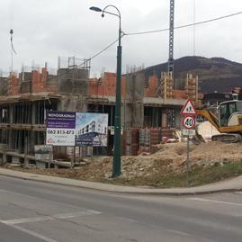 Na SPO Libero u Hotonju se završava izgradnja trećeg sprata