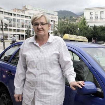 Fatima Čeligija: Nakon 30 godina taksiranja odlazim u penziju