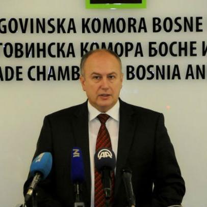Najveći vanjskotrgovinski partner BiH je  Evropska unija, gdje se između 75 i 80 procenata izveze robe na njeno tržište.