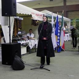 Počeo Sajam Jesen u Visokom 2013