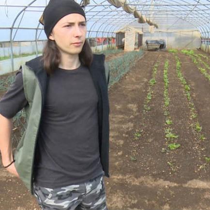 Uz redovne školske obaveze, srednjoškolac Benjamin Crljenković (18) iz Sanskog Mosta bavi se plasteničkom proizvodnjom.