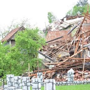 Vlada još uvijek nema tačan popis oštećenih objekata u poplavama