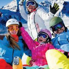 Iskoristite zimske dane za aktivan odmor na snijegu!