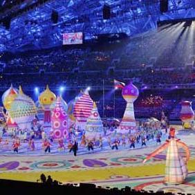 Otvorene 22. Zimske olimpijske igre u Sočiju