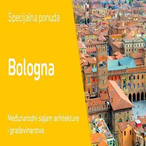 Međunarodni sajam arhitekture i građevinarstva u Bologni sa Relax Toursom