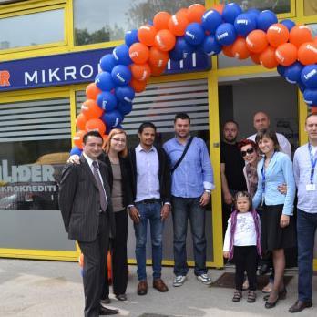 Na Ilidži otvoren novi ured Mikrokreditne fondacije Lider