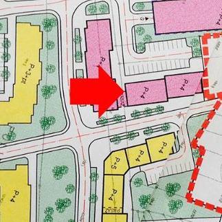 Neto korisna površina planiranog objekta iznosi cca 1924 m2, a početna cijena za dodijeljeno gradsko građevinsko neizgrađeno zemljište iznosi 77.324,00 KM.
