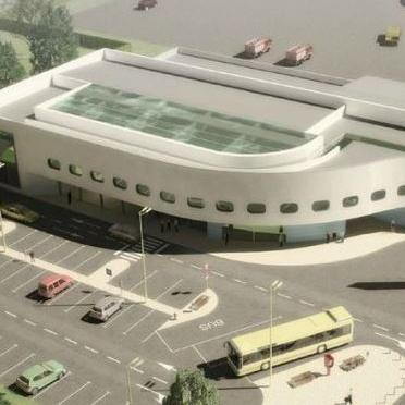 Investicija za proširenje i rekonstrukciju putničkog terminala iznosi oko četiri i po miliona KM.