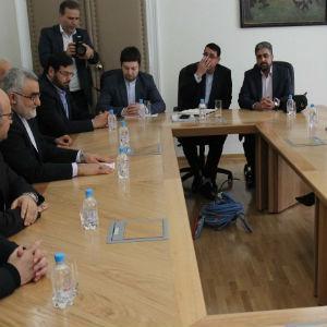 Razgovarano je i o radu na izmjeni i dopunama sporazuma o preferencijalnoj trgovini između dvije države.