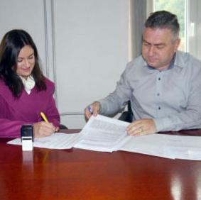 Potpisan ugovor o izgradnji vodospremnika u Orunju