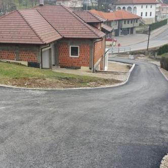 Nastavljena izgradnja putne infrastrukture u Gradačcu