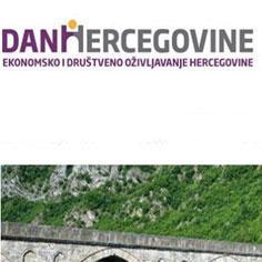 Konferencija Dani Hercegovine od 15. do 18. avgusta