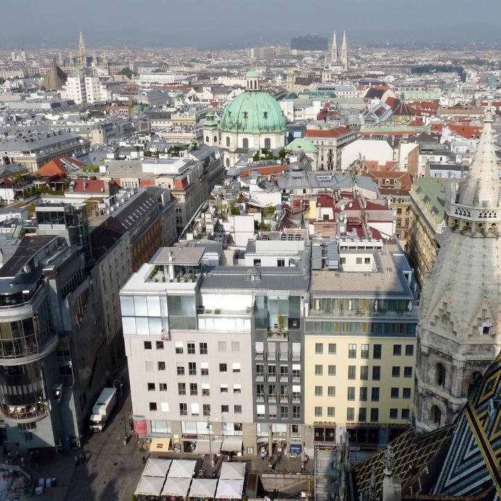Beč - najveći studentski grad centralne Evrope