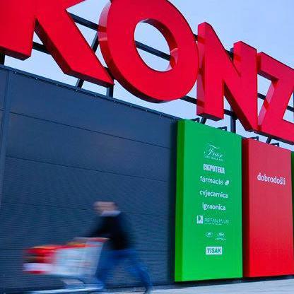 Konzum otvara najmoderniji maloprodajni prostor u regiji