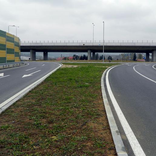The subsection of the Sarajevo Bypass, Butile-Vlakovo, which is 3300 km long, was completed successfully within the deadline, and its functionality is already felt by road users.