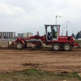 Na Ilidži počinje izgradnja sportskog terena sa umjetnom travom
