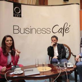 Gosti 8. Business Cafea Suhad Ećo i Emir Granov