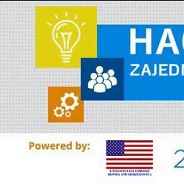 Hackathon - Zajedno postižemo više od 6. do 8. novembra