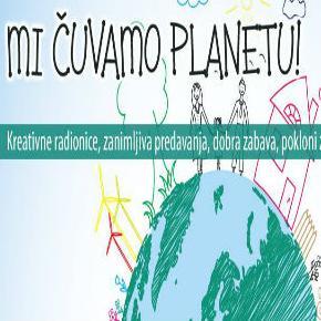 Vaillant kreativni događaj: Mi čuvamo planetu