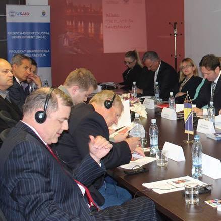 Potpisivanjem memoranduma grad Bihać zajedno sa gradovima Banja Lukom, Bjeljinom, Tuzlom, Ljubuškim i Centar Sarajevo, postao je regionalni centar za realizaciju GOLD projekta vrijednog 25 miliona dolara.