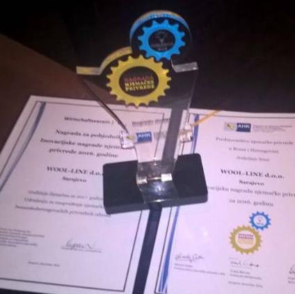 U užoj konkurenciji su se našle još dvije firme i to:Junuzović-kopex d.o.o. iz Lukavcai IT odjel d.o.o. iz Mostara.