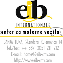 Eib Internationale Banja Luka: Edukacija kadrova iz oblasti saobraćaja