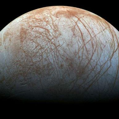 NASA: Ispod Evrope mogao bi biti okean