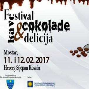 Svrha je festivala predstaviti, male i velike proizvođače kave i čokolade iz BiH, ali i regije.