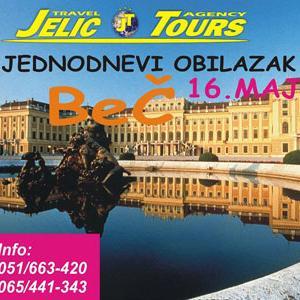 Jednodnevni obilazak Beča sa Jelić Tours Prnjavor
