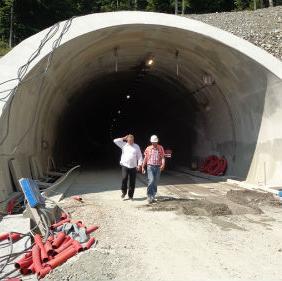 Radovi na izgradnji tunela Karaula u završnoj fazi
