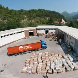 Konjic-Karton: Tvornica kartonske ambalaže