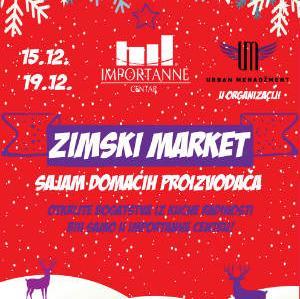 Prvi Zimski market bosanskohercegovačkog bogatstva
