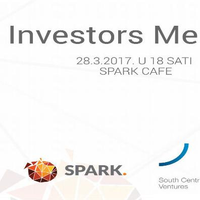"""U utorak, 28.3.2017. u 18 sati održat će se događaj pod nazivom """"Investors Meetup""""."""