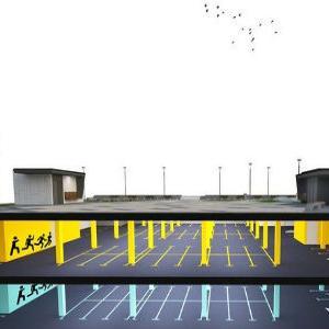 Izvedbeni projekat izgradnje podzemne garaže uradila je firma Coning d.o.o. iz Sarajeva.