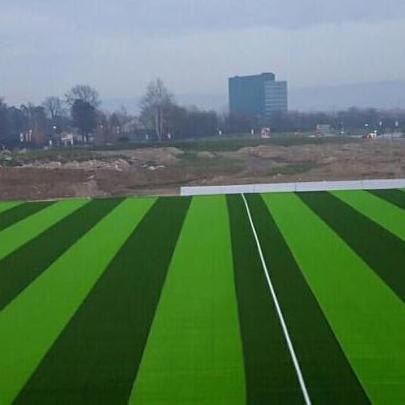 Izgradnja pomoćnog terena za potreba FK Borac privodi se kraju