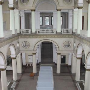 Početak radova na ugradnji sigurnosnih sistema u Zemaljskom muzeju BiH
