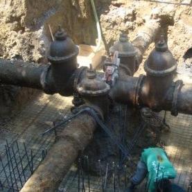 Hidro-kop Banja Luka radi na izgradnji vodovoda u Opštini Novi Grad