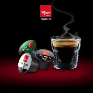 Po uzoru na globalne trendove, Franck vam donosi profesionalno espresso iskustvo gdje god i kad god vi to poželite!