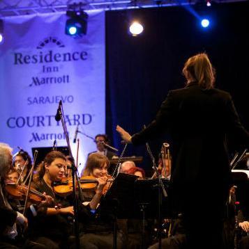 Održan koncert filmske muzike Sarajevske filharmonije